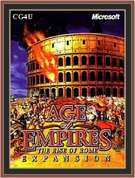 Abandonware Games / Age Of Empires Rise Of Rome