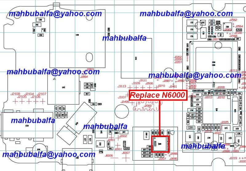 Nokia C2-01 Bluetooth Ic Problem
