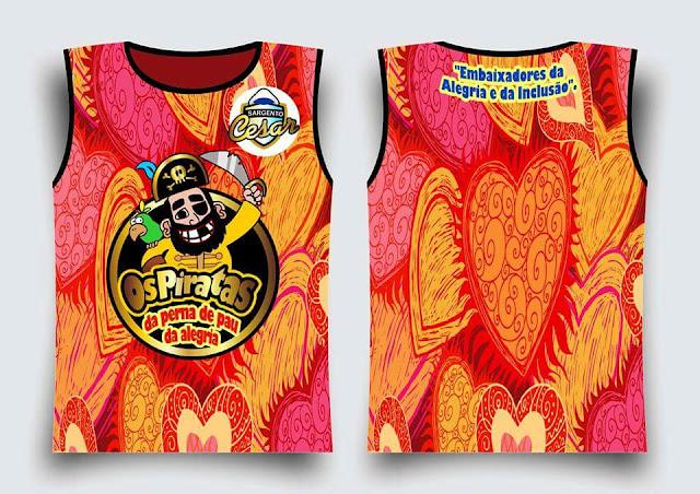 CAXIAS: Começa as prévias carnavalescas do bloco Os Piratas da Perna de Pau