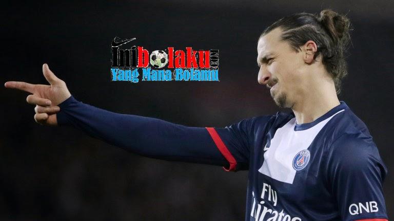 Ibrahimovic Tergoda Ingin Pindah Ke MLS