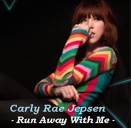 Lyrics Carly Rae Jepsen - Run Away With Me