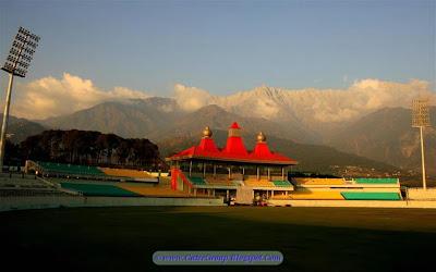Dharamshala Cricket Stadium, Himachal Pradesh