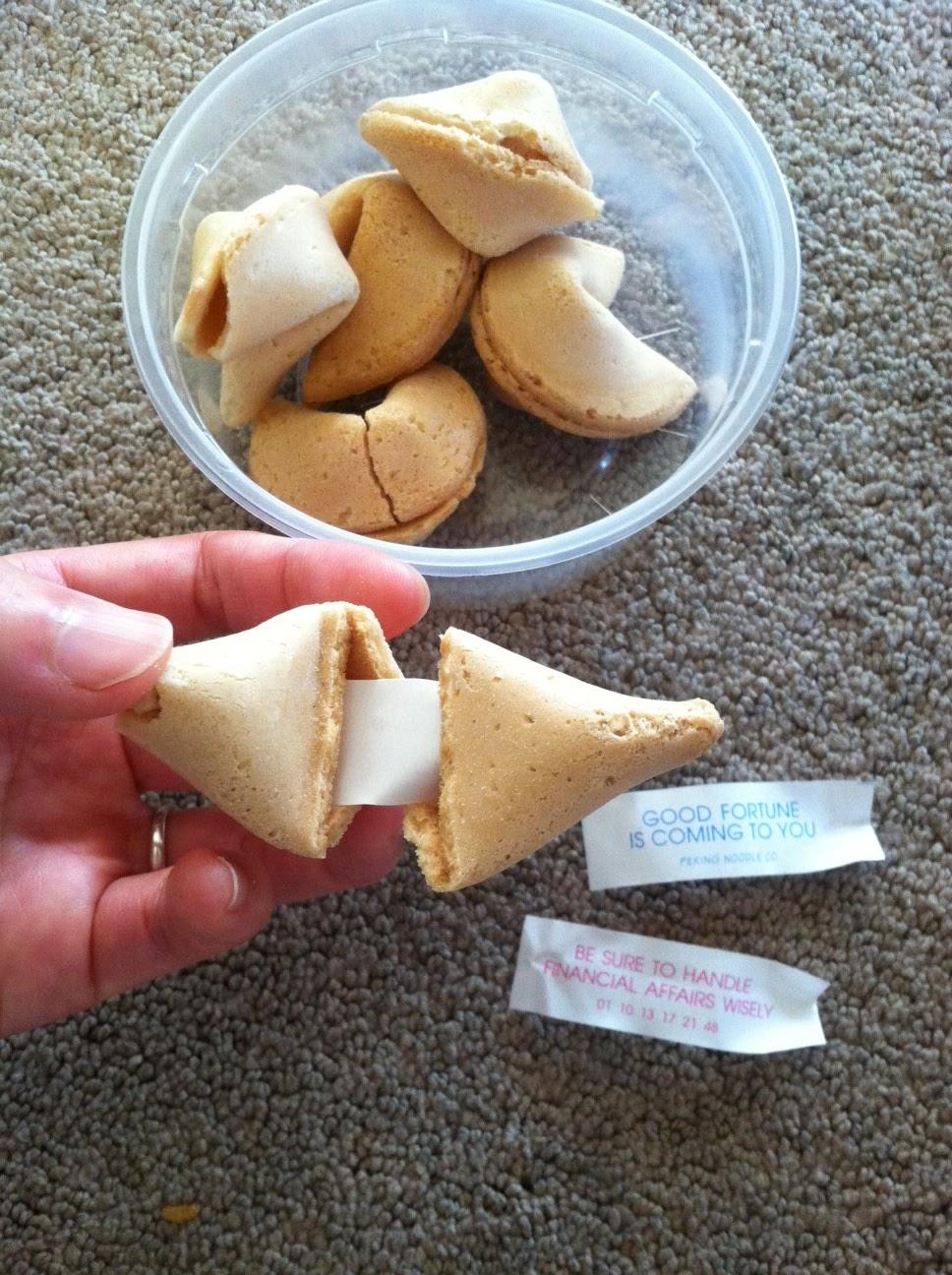 の フォーチュン 意味 クッキー
