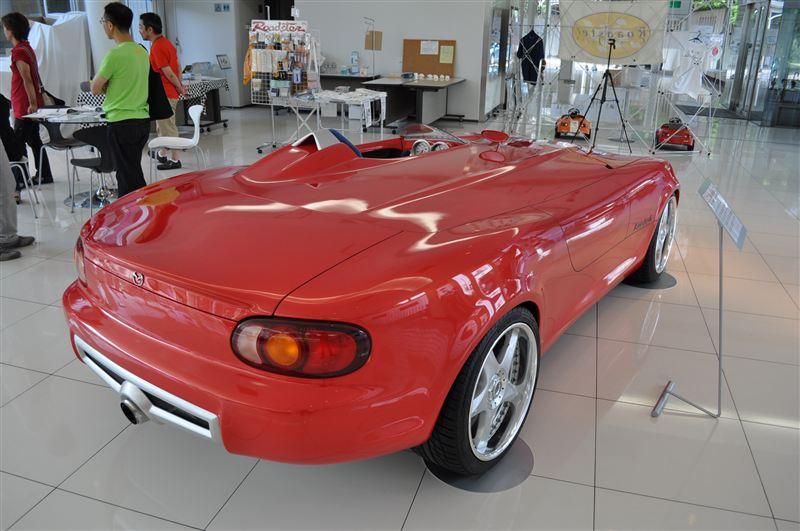 Mazda Miata mono posto