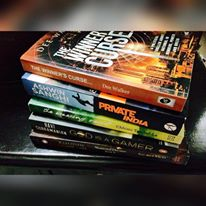 Books I've reviewed on my blog