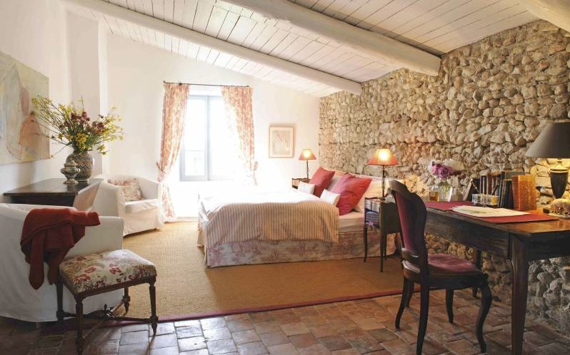 French Country Style: Bedrooms