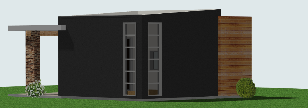 Descargar planos de casas y viviendas gratis fotos de for Oficinas pequenas modernas en casa
