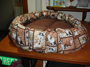 Cat Beds I make