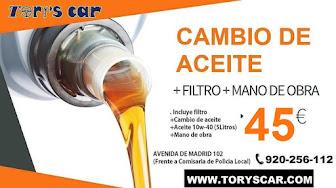 OFERTA ACEITE +FILTRO