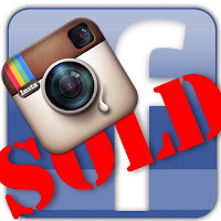 instagram, sold, facebook, USD1 billion