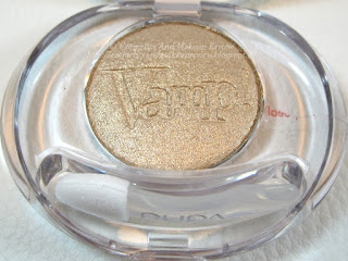 Pupa - Coral Island - Vamp! Compact Eyeshadow 004 - Golden Light cialda