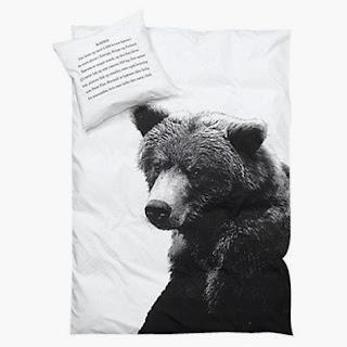 By Nord Bear Bedding Duvet Set