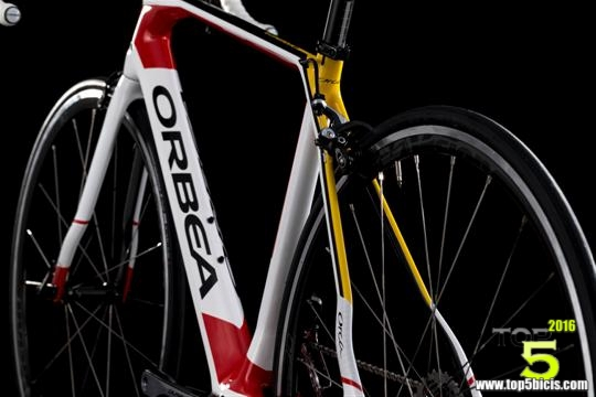Orbea ORCA M-LTDi, más ligera, más rígida y más cómoda