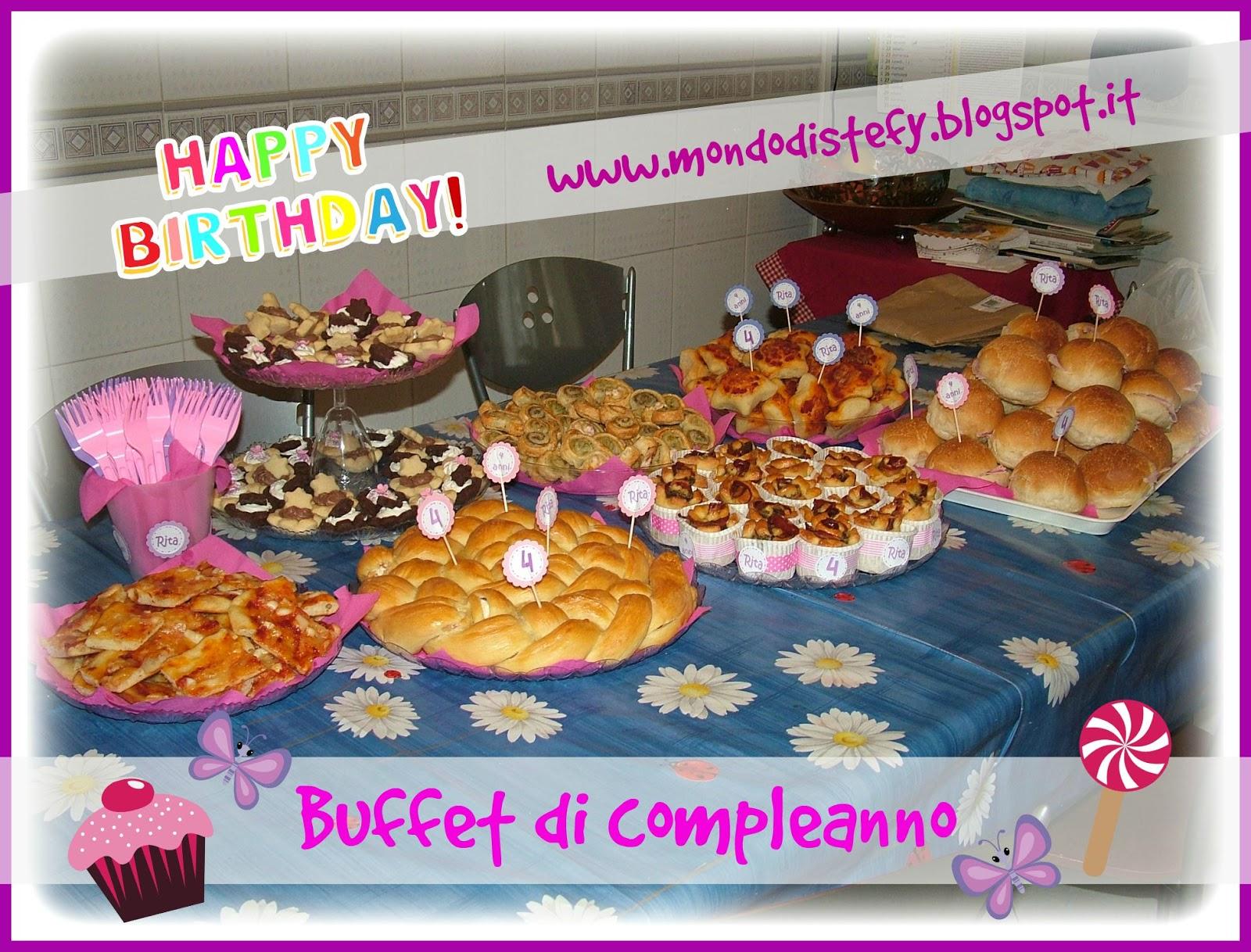 Decorazioni Buffet Compleanno Bambini : Decorazioni buffet bambini: idee feste di compleanno bambini foto