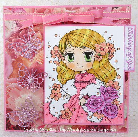 2nd Featured Card - My Sheri Crafts