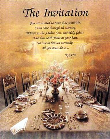 of heaven is like a king who prepared a wedding banquet for his son
