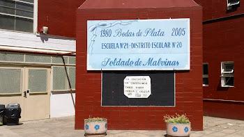 Escuela Nº 21 Soldado de Malvinas
