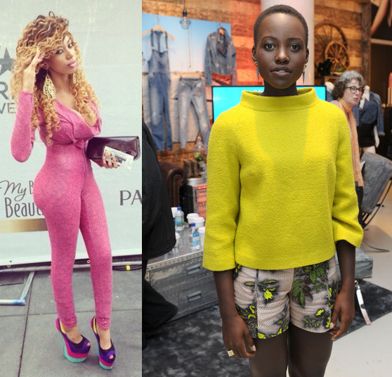 Nigerian singer Dencia accuses Hollywood rave of the moment, Lupita Nyong'o of lying about 'bleaching' letter