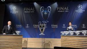 jadwal perempat final liga champions 2013