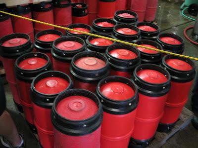 Kegs:  NOLA Brewing Co.