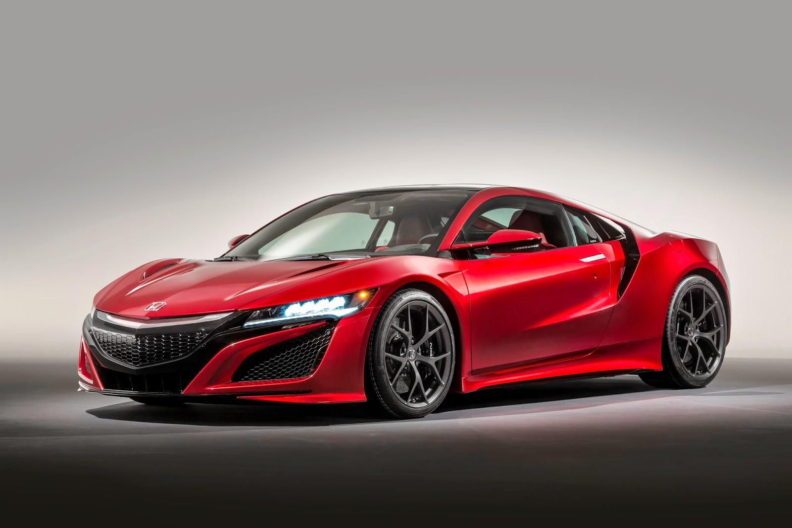 Νέες πληροφορίες για τις καινοτόμες τεχνολογίες κινητήρων, αμαξώματος και παραγωγής ισχυροποιούν το NSX στη θέση ενός παγκόσμιου supercar