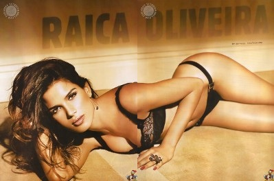 Brazil Model Raica Oliveira Photo Gallery