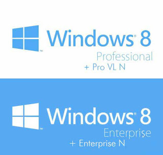 Microsoft-Windows 8-Professional-VL-Enterprise