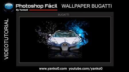 videotutorial, tutorial, wallpaper, bugatti, yanko0