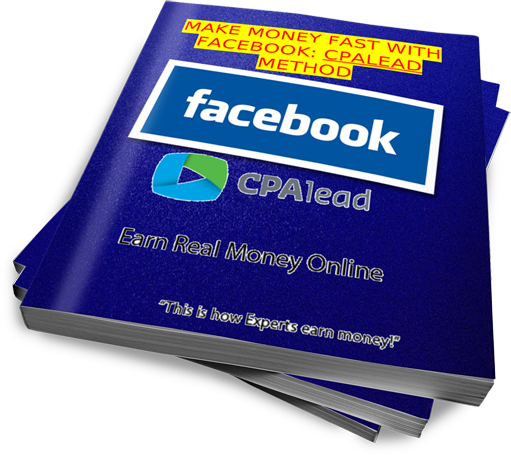 Make Money With Facebook CPA LEAD Method - 2014
