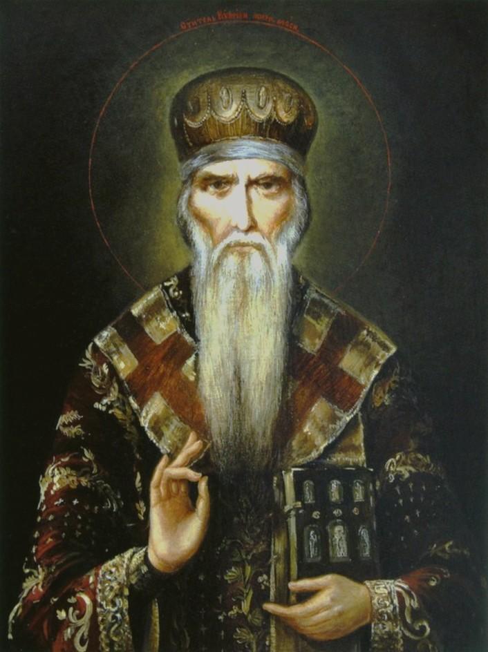 Святитель Киприан, митрополит Московский и всея Руси, чудотворец