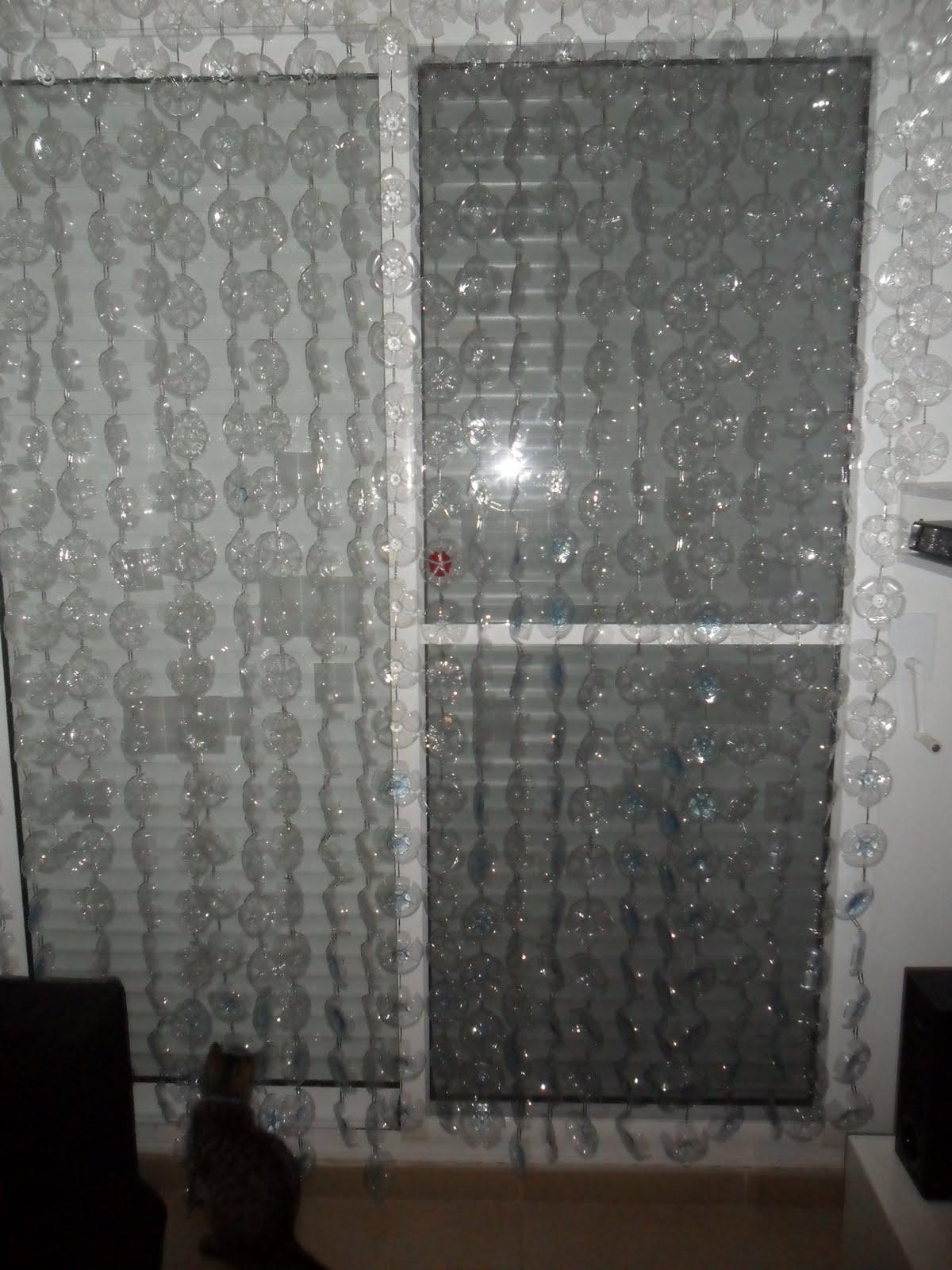 El ba l del reciclaje cortina de plastico iii la terminaci n - Cortinas de plastico ...