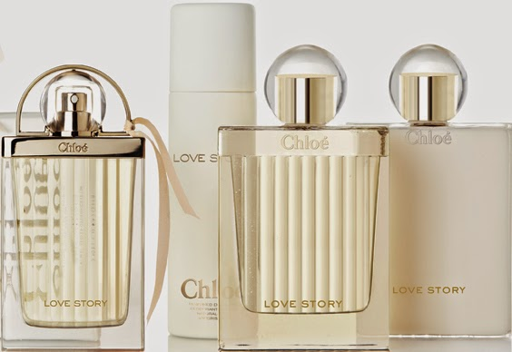 Sorteo Love Story by Chloé en Beautyvictim