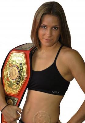 Barb Honchak - Female MMA