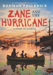 http://www.amazon.com/Zane-Hurricane-A-Story-Katrina/dp/0545342384