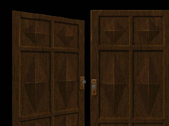 Resident Evil Doors Loading