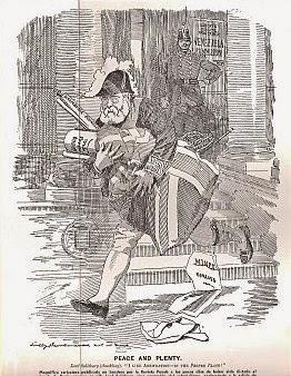 Resultado de imagen para Lord Salisbury caricatura venezuela guyana