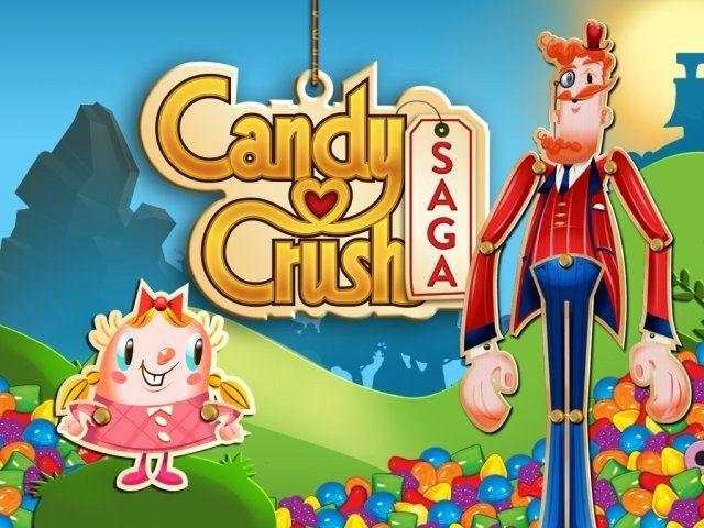 Candy Crush logo