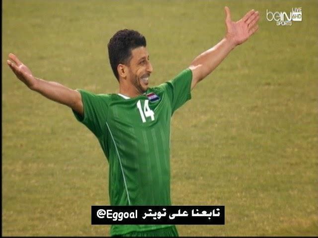 اهداف وركلات جزاء مباراة العراق وايران - العراق الى نصف النهائى