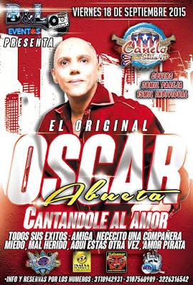 ►  Oscar Abueta en Concierto