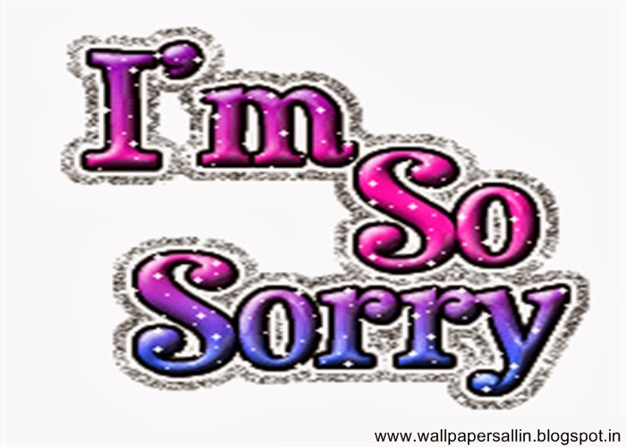 Wallpaper gallery i am sorry wallpapers i am sorry wallpaper thecheapjerseys Images