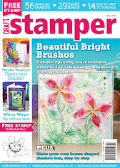 Published in Craft Stamper July 2015