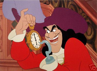 Captain Hook, Peter Pan