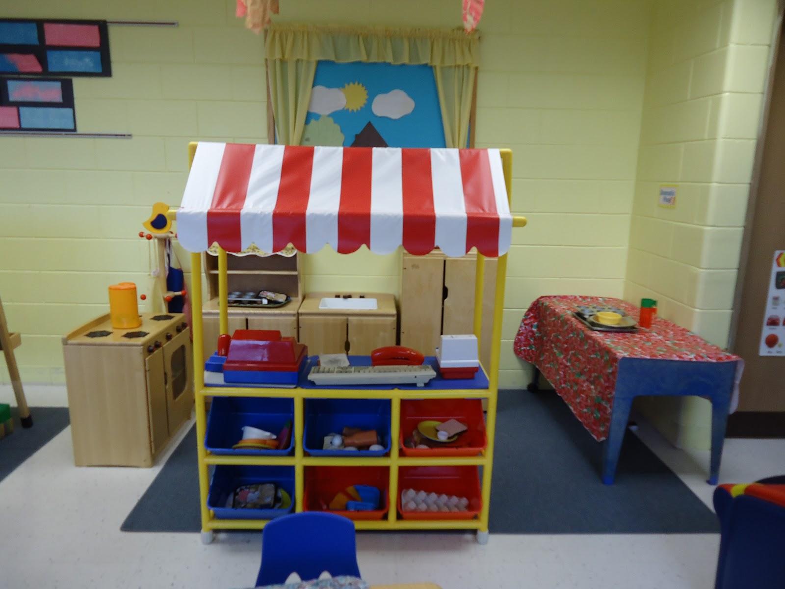 Classroom Store Ideas : Trinity preschool mount prospect dramatic play bakery fun