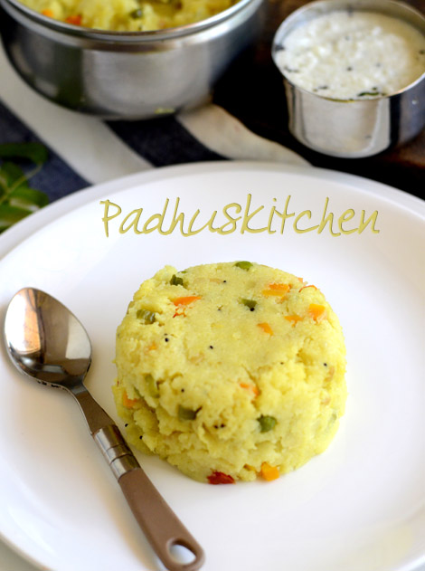 Rava kichadi semolina sooji khichdi recipe south indian you can try this for a change instead of the usual vegetable rava upma today we will learn how to make rava kichadi following this easy recipe forumfinder Choice Image