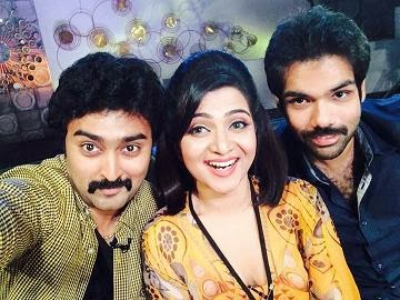 Koffee With DD Season 2 ,16-11-2014,Koffee With DD With Sibiraj and Prasanna Today Program with DD, Vijay Tv, Watch Online Koffee With DD