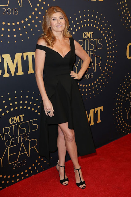 Actress, Singer, @ Connie Britton At CMT Artists of the Year In Nashville