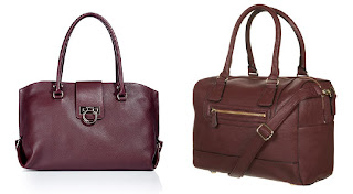 Fall Trend: Ox Blood bag