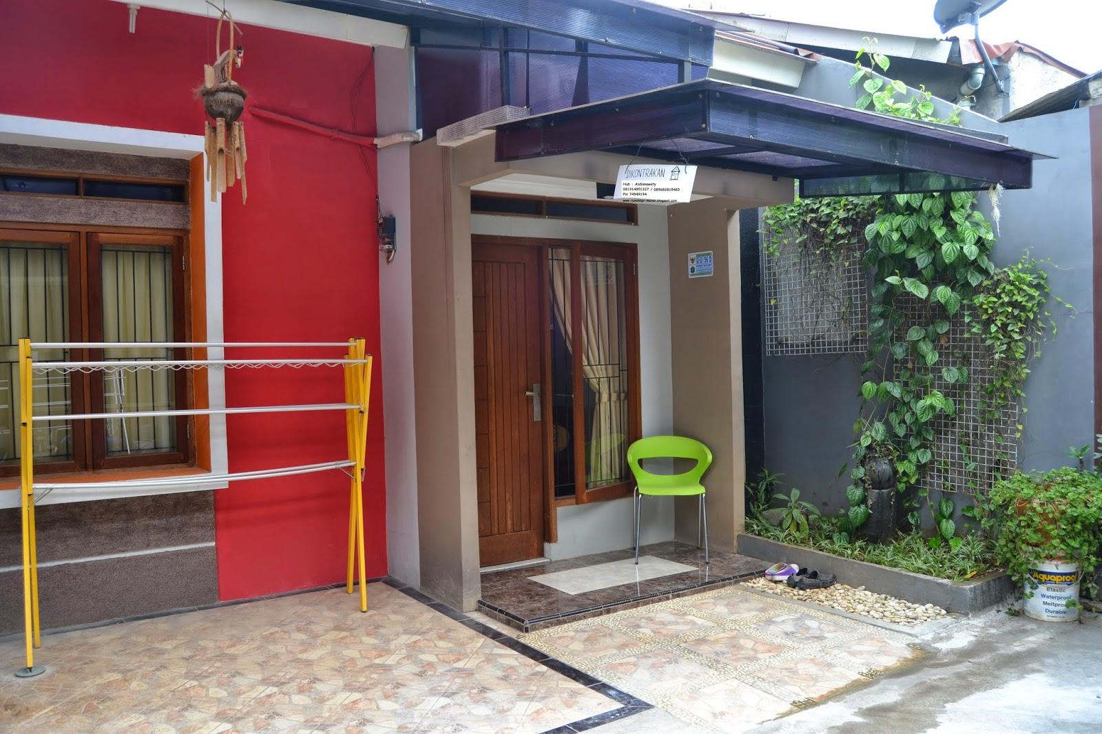Rumah disewakan di Gintung Tanjung Barat Jakarta Selatan 1 - Hub Asdianawaty 081314851327
