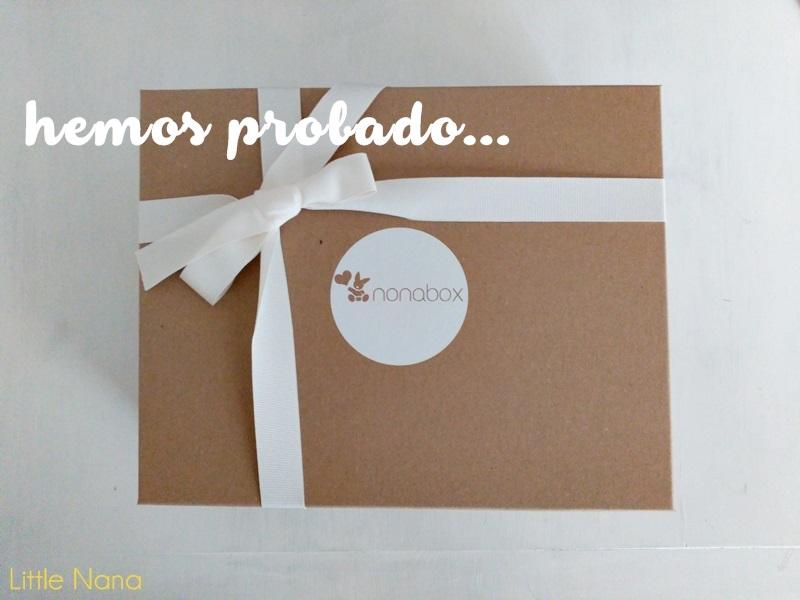 caja nonabox maternidad