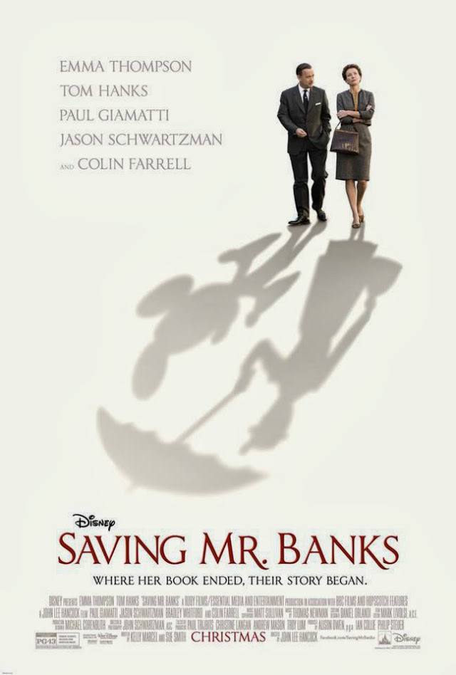 La película Saving Mr. Banks